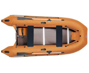 лодка лоцман м 380
