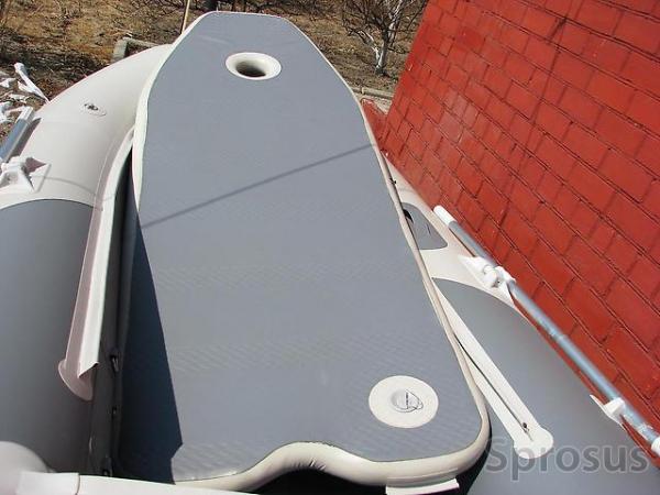 лодка badger fish line 300