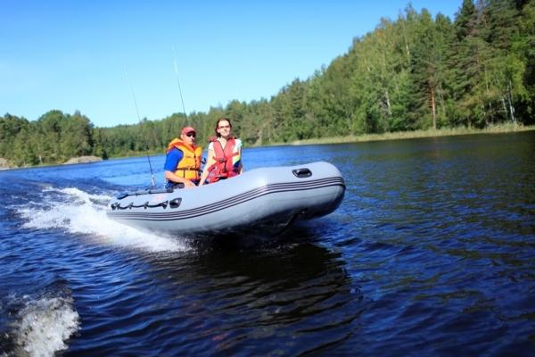 надувная лодка посейдон антей an-400
