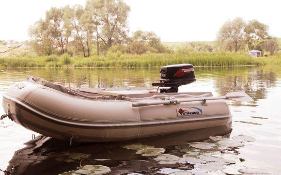 купить лодку пвх стингрей в москве недорого в интернет магазине